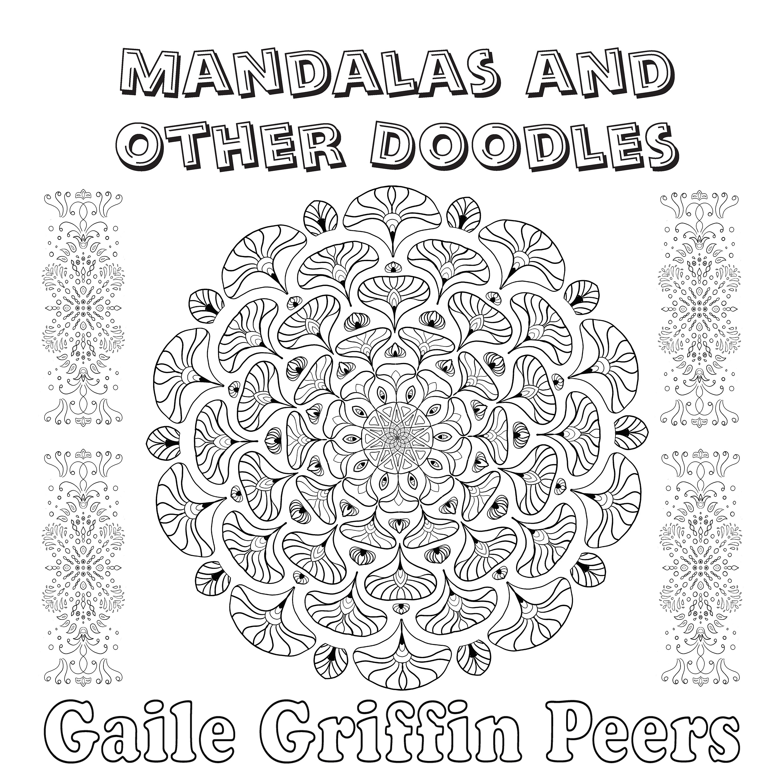 Mandalas and Other Doodles is out