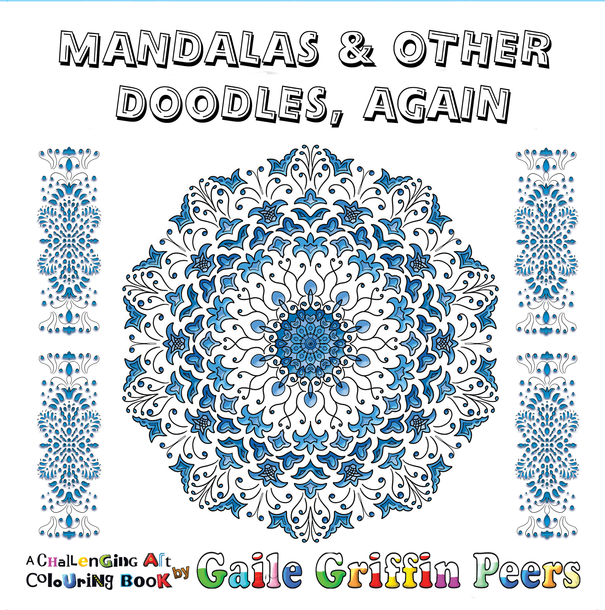 Mandalas and Other Doodles, Again is now available
