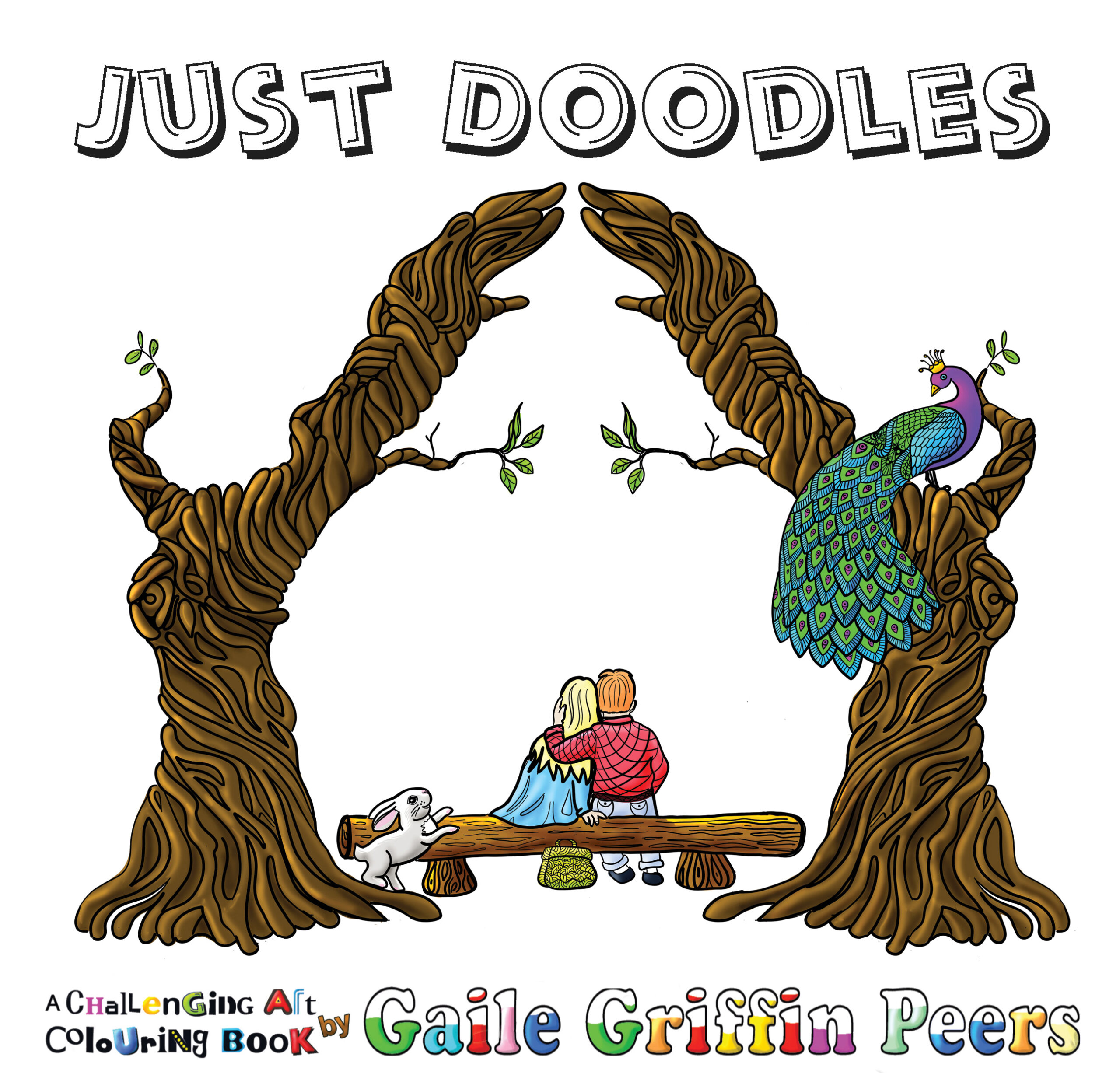 Just Doodles is now on Amazon